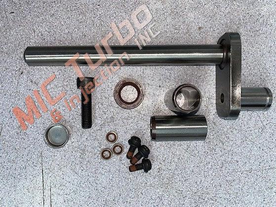 HE551V / HE431V / HE531V Turbocharger Cross Shaft Repair Kit Sector Shaft
