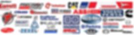 Garrett, Precision, Schwitzer, CAT, MTU, Yanmar, Greddy, Volvo Penta, Cummins, Detroit, Delphi, Zexel, Stanadyne, Ambac, CAV, Bosch, Perkins, Holset, IHI, ABB, Denso, Borg Warner, EDM, Detroit, Honda Marine, MAN, KKK, Diesel Kiki, Rotomaster, Turbonetics