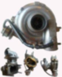 02-07 Honda Aquatrax Turbocharger, F12-R12, Jet Ski, 1200(4-stroke). P/N HW1-6720, turbo spec.MG8 0211, S/N RHF5 06-453E, ball bearing turbo
