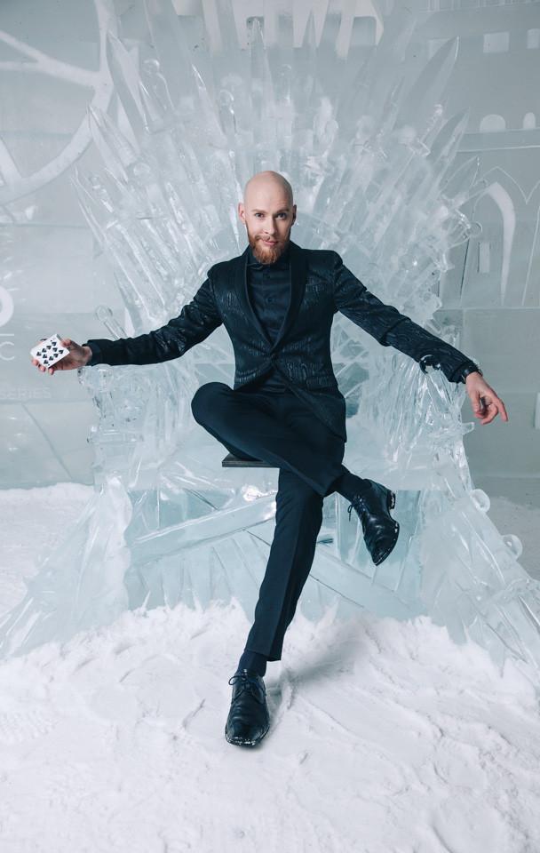 ICE MAGIC -kuvaukset