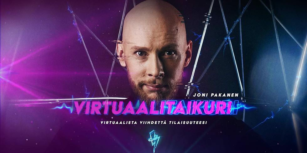 Virtuaalinen Taikashow 17.4.2021