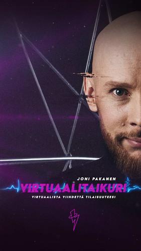 Uusi Show: Virtuaalitaikuri