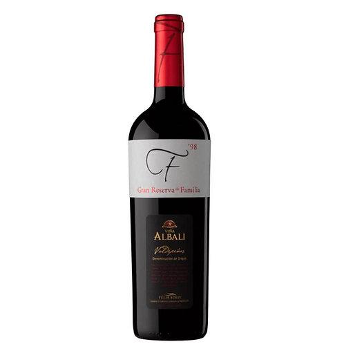 Vina Albali Gran Reserva de Familia 2005 Red Wine - Valdepenas, Spain