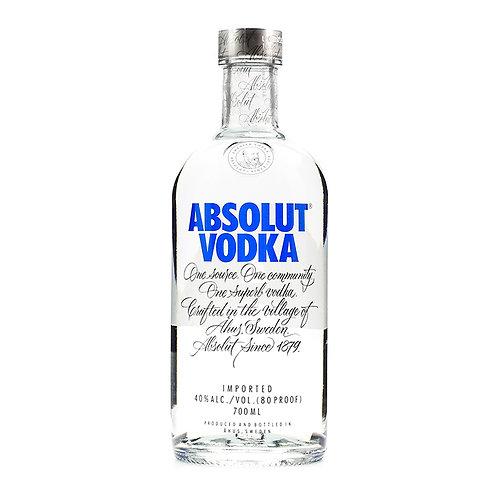 Absolut Vodka 700ml, Sweden