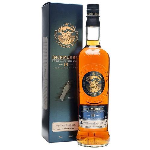 Inchmurrin 18 Years Single Malt Highland Scotch Whisky