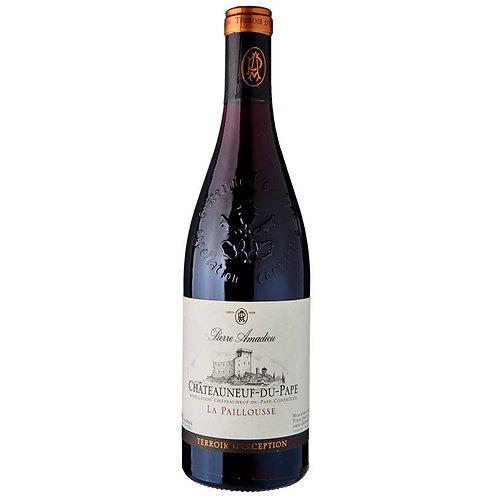 Pierre Amadieu 'La Paillousse' Chateauneuf-du-Pape 2015 Red Wine - Rhone, France