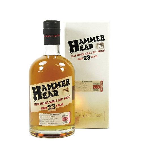 Hammer Head 23 Years, Single Malt Czech Whisky