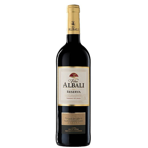 Vina Albali Reserva 2012 Red Wine - Valdepenas, Spain