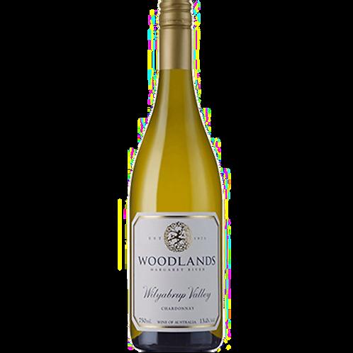 Woodlands Wilyabrup Chardonnay White Wine 2018 - Margaret River, Australia