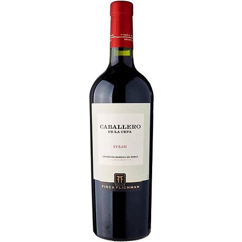 Caballero de la Cepa Syrah 2014 Red Wine - Mendoza, Argentina