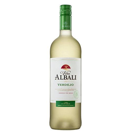 Vina Albali Verdelho 2017 White Wine - Valdepenas, Spain