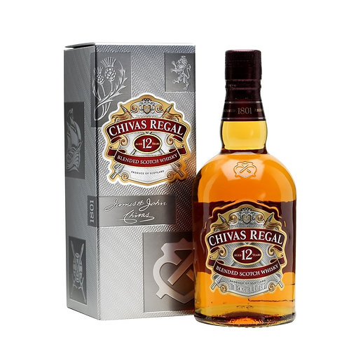 Chivas Regal 12 Years Scotch Whisky