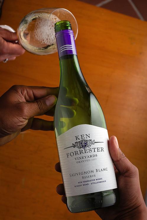 Ken Forrester Sauvignon Blanc Rsv. 2018 White Wine - Stellenbosch, South Africa