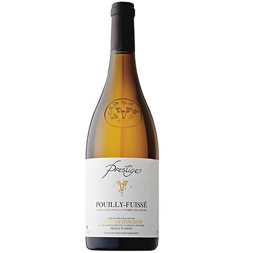 Georges Duboeuf Cuvee Prestige Pouilly Fuisse 2016 White Wine - Burgundy Fr
