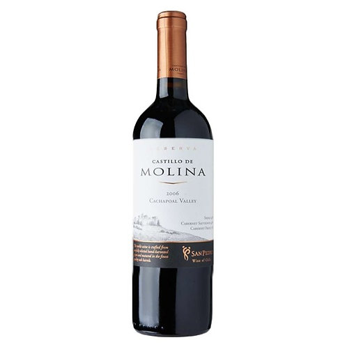 Castillo de Molina Winemaker's Blend 2006 - Chile