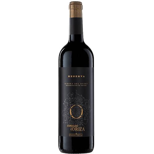 Condado de Oriza Reserva Tempranillo Red Wine - Spain