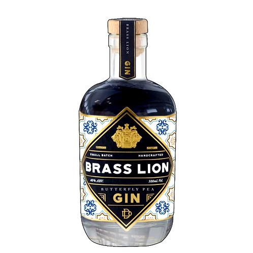 Brass Lion - Butterfly Pea Gin