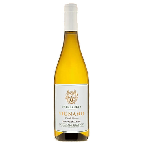 Vignano Primavolta IGT 2019 White Wine - Tuscany, Italy