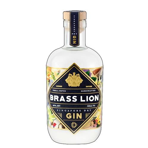 Brass Lion - Singapore Dry Gin