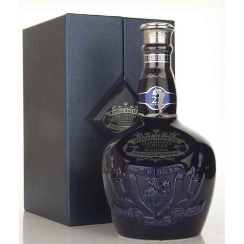 Royal Salute 21 Years Diamond Jubilee Scotch Whisky