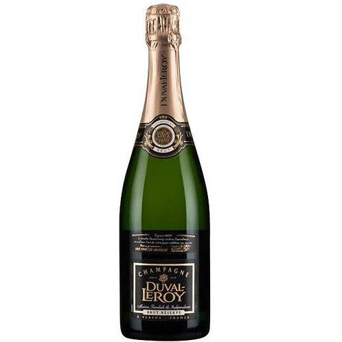 Champagne Duval-Leroy Brut Reserve NV - France