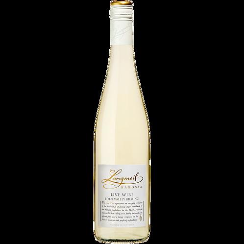 Langmeil 'Live Wire' Semi-Sweet Riesling 2019 White Wine - Barossa, Australia