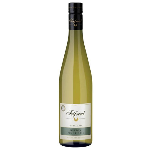 Seifried Pinot Gris 2017 White Wine - Nelson, New Zealand