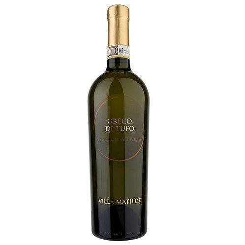 Villa Matilde Greco Di Tufo DOCG 2013 White Wine - Campania, Italy