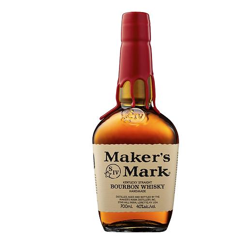 Makers Mark Bourbon Whisky Kentucky, USA
