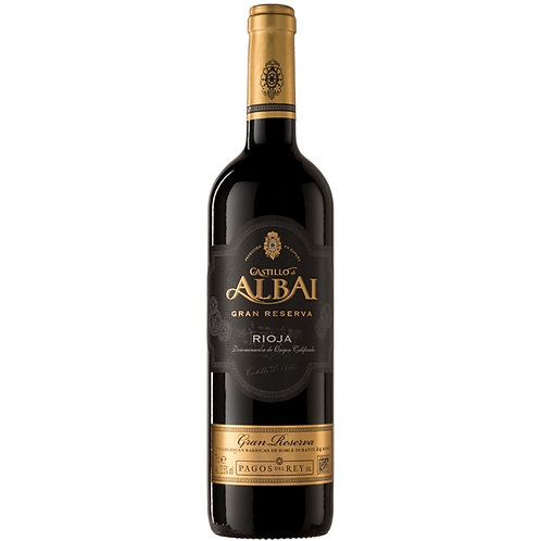 Castillo de Albai Gran Reserva 2012 Red Wine - Rioja, Spain