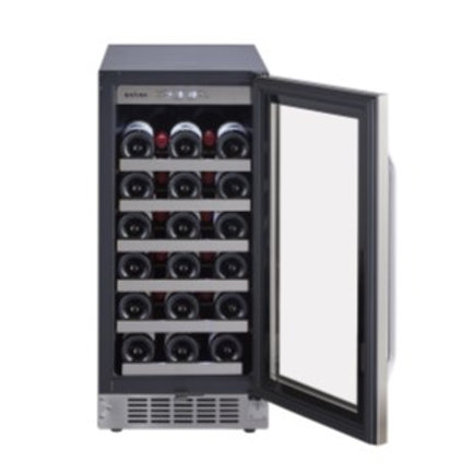 Kadeka Wine Chiller Seamless Stainless Steel - KA39WR