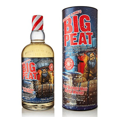 Big Peat Christmas 2019 Cask Strength Limited Edition - Islay Malt Scotch Whisky