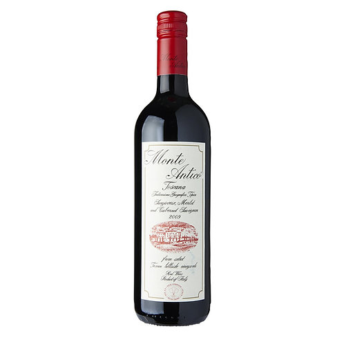 Monte Antico Toscana IGT Super Tuscan 2015 Red Wine - Tuscany, Italy
