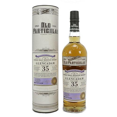 Old Particular Glencadam 35Yrs Single Cask Highland Malt Scotch Whisky