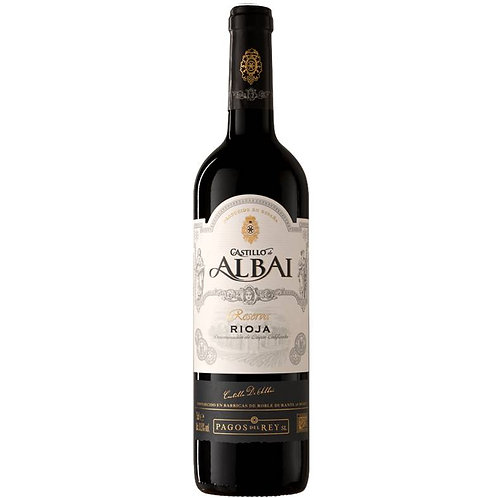 Castillo de Albai Reserva 2015 Red Wine - Rioja, Spain