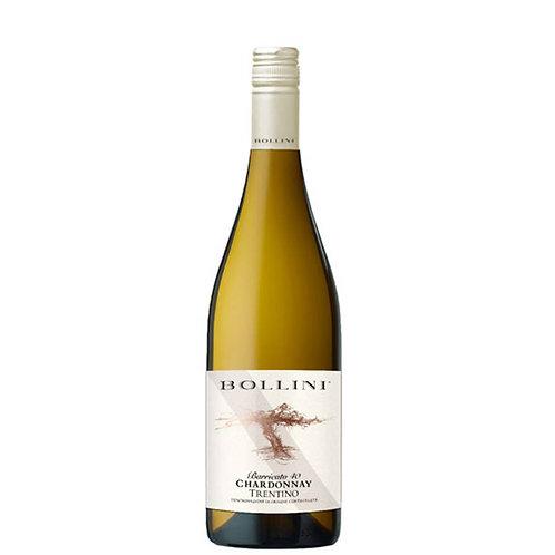 Bollini Chardonnay 'Barricato 40' DOC 2018 White Wine - Trentino, Italy