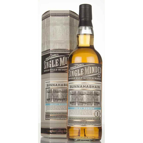 Bunnahabhain 8Yrs Single Cask Single Islay Malt Whisky