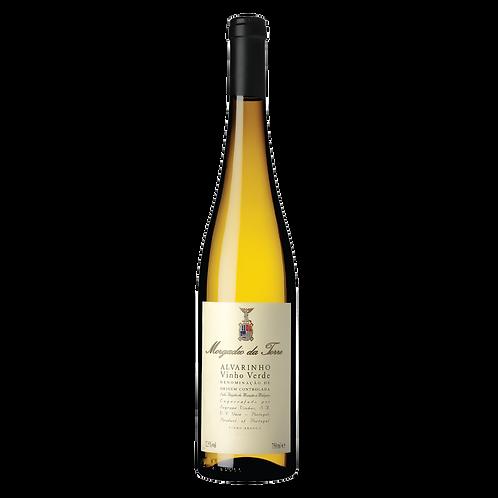 Morgadio da Torre Alvarinho Vinho Verde DOC 2017 White Wine Alvarinho, Portugal