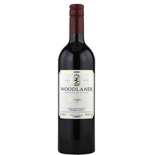 Woodlands 'Margaret' Cab. Merlot Malbec 2016 Red Wine-Margaret River, Australia