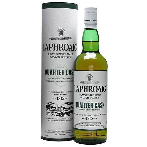 Laphroaig Quarter Cask Single Malt Islay Scotch Whisky