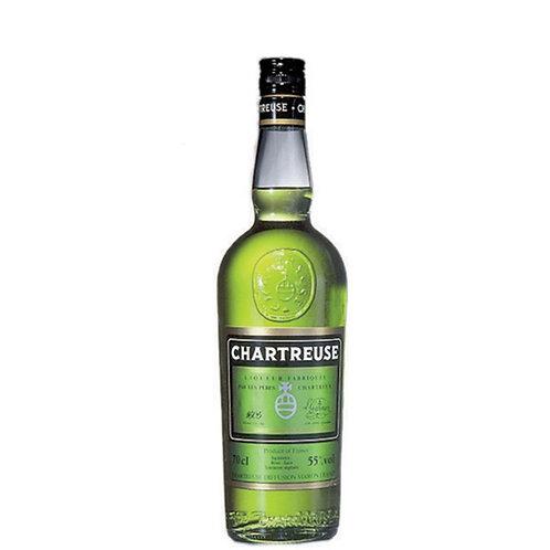 Chartreuse Green Liqueur - France