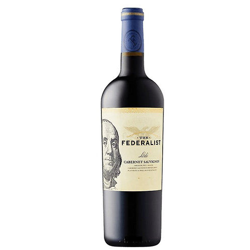 The Federalist Lodi Cabernet Sauvignon 2016 Red Wine - United States