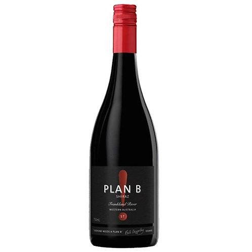 Plan B! 'ST' Shiraz 2017 Red Wine - Frankland River, Australia
