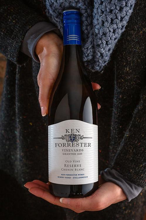 Ken Forrester Old Vine Chenin Blanc 2018 White Wine - Stellenbosch, South Africa