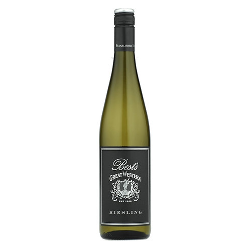 Best's Great Western Riesling 2013 White Wine - Victoria, Australia