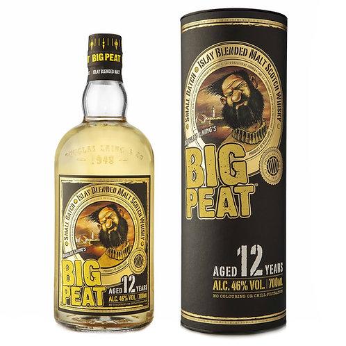 Big Peat 12 YO - Islay Malt Scotch Whisky