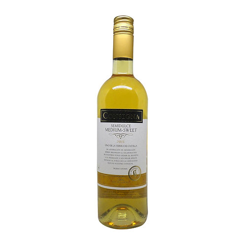 Consigna Semidulce Medium Sweet White Wine, 2015 - Spain