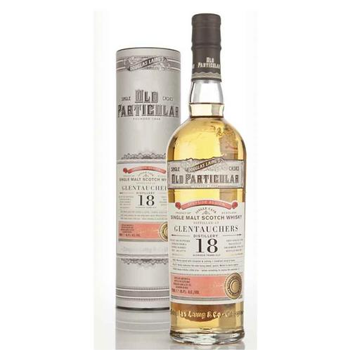 Old Particular - Glentauchers 18Yrs Single Cask Speyside Malt Scotch Whi