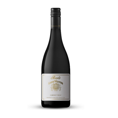 Best's Great Western Cabernet Franc 2006 Red Wine - Victoria, Australia