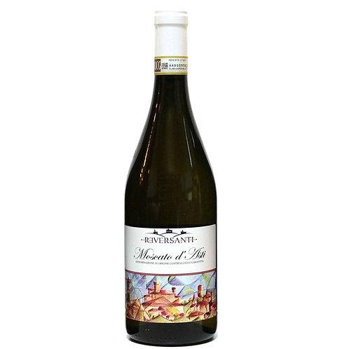 Reversanti Moscato d' Asti DOCG 2017 White Wine - Piedmont, Italy